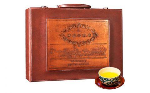正品安溪铁观音茶叶礼盒